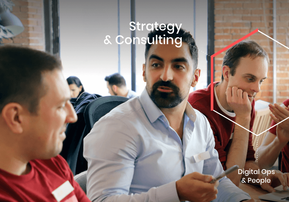Strategy and consulting at Absolunet