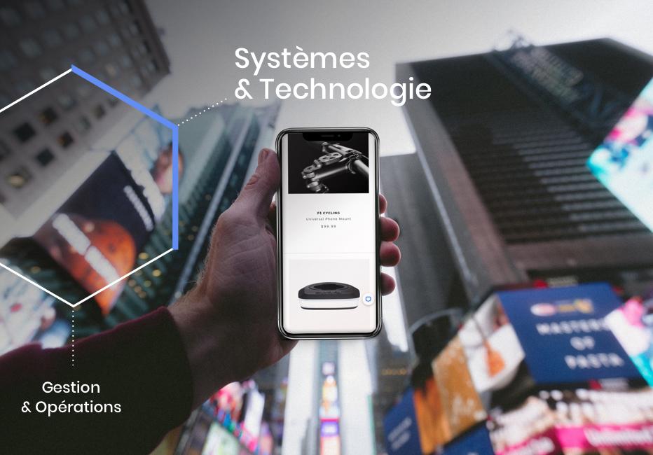 Systèmes et Technologie chez Absolunet
