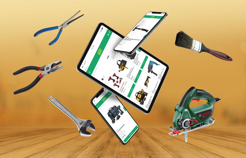 Rain of renovation tools