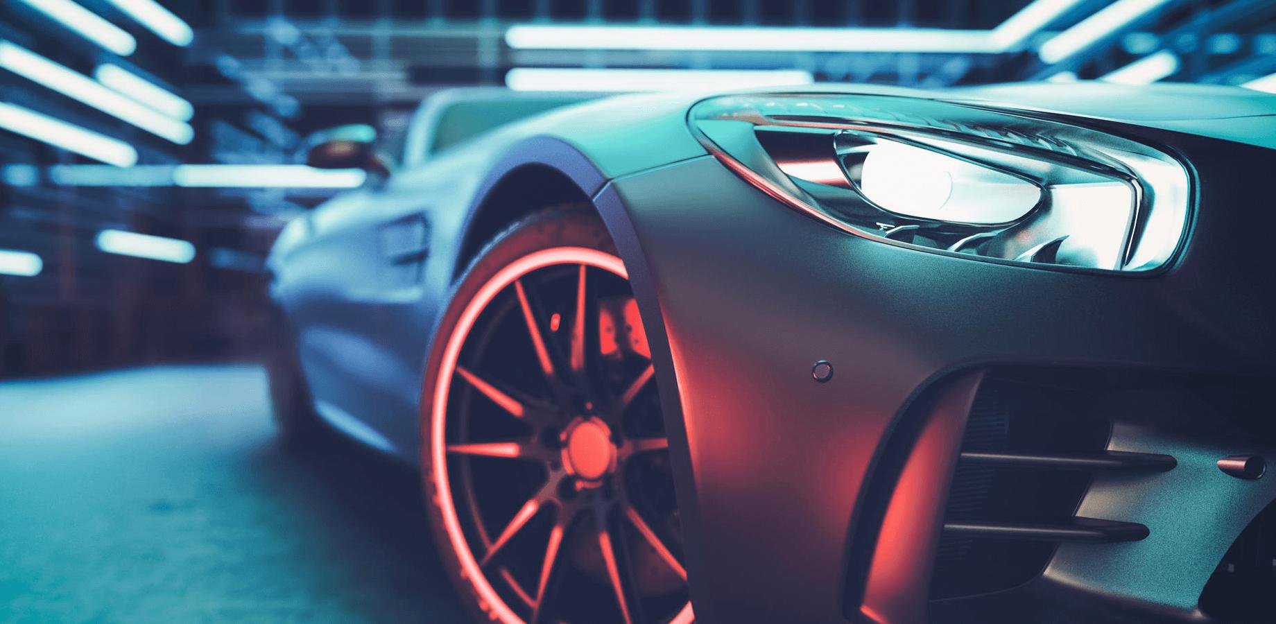 Industry AutomotiveAftermarker Header