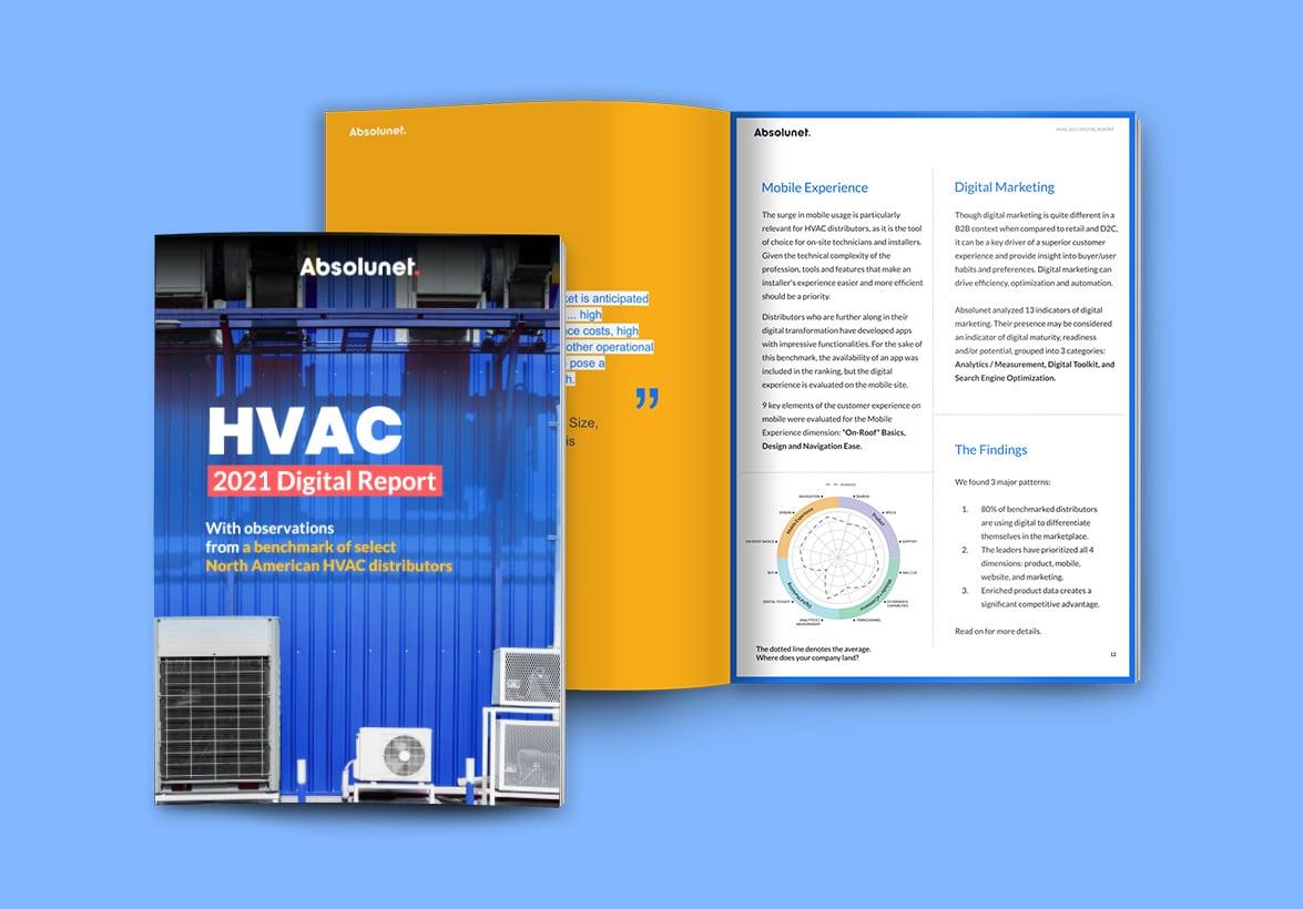 HVAC rapport numerique