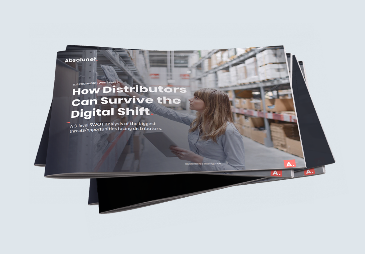whitepaper B2B How Distributor Can Survive The Digital Shift Absolunet