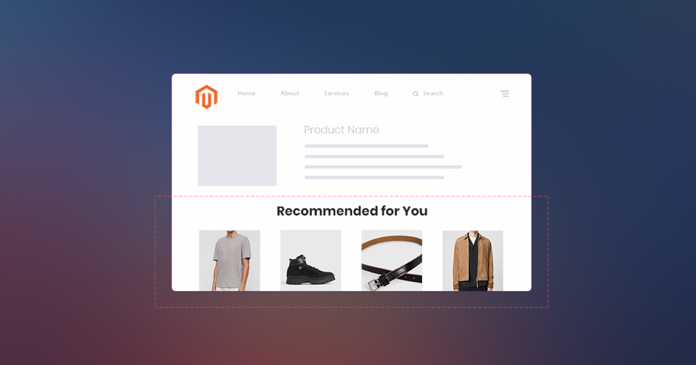 AI-Run Product Recommendations Free for Magento Merchants