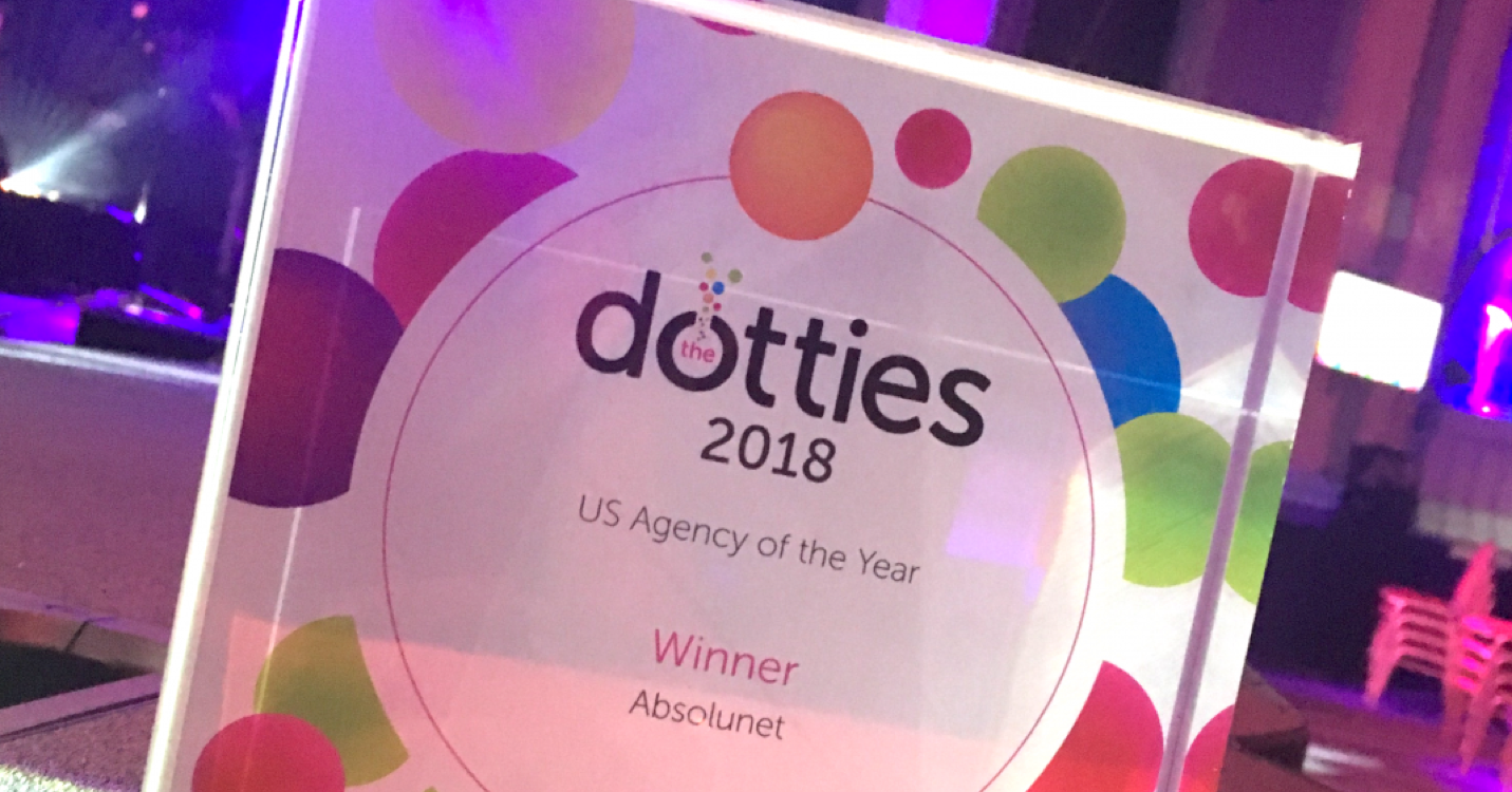 Absolunet-Wins-dotmailer-Agency-of-the-Year-2018-for-Digital-Marketing