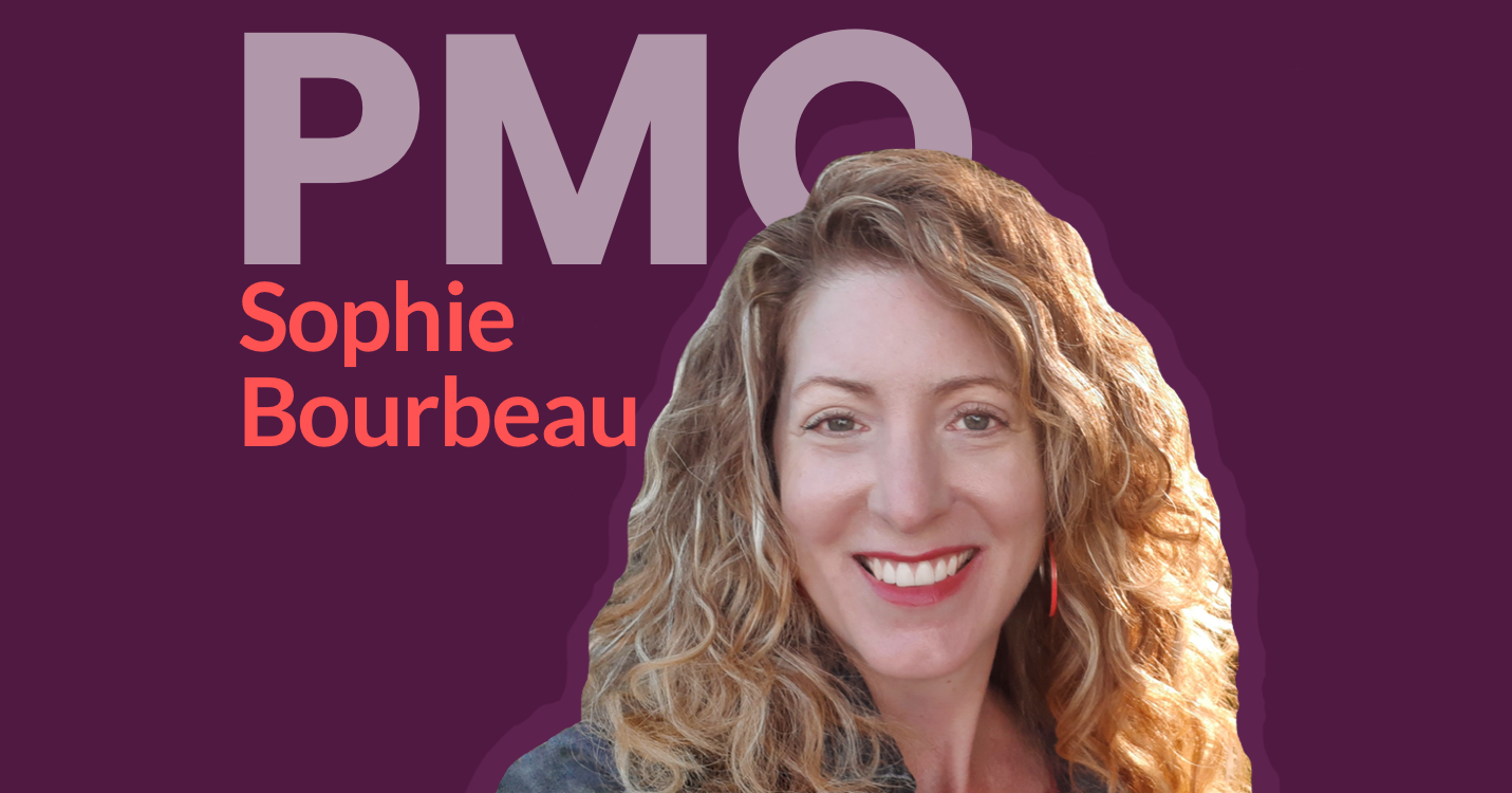 Sophie bourbeau PMO at Absolunet